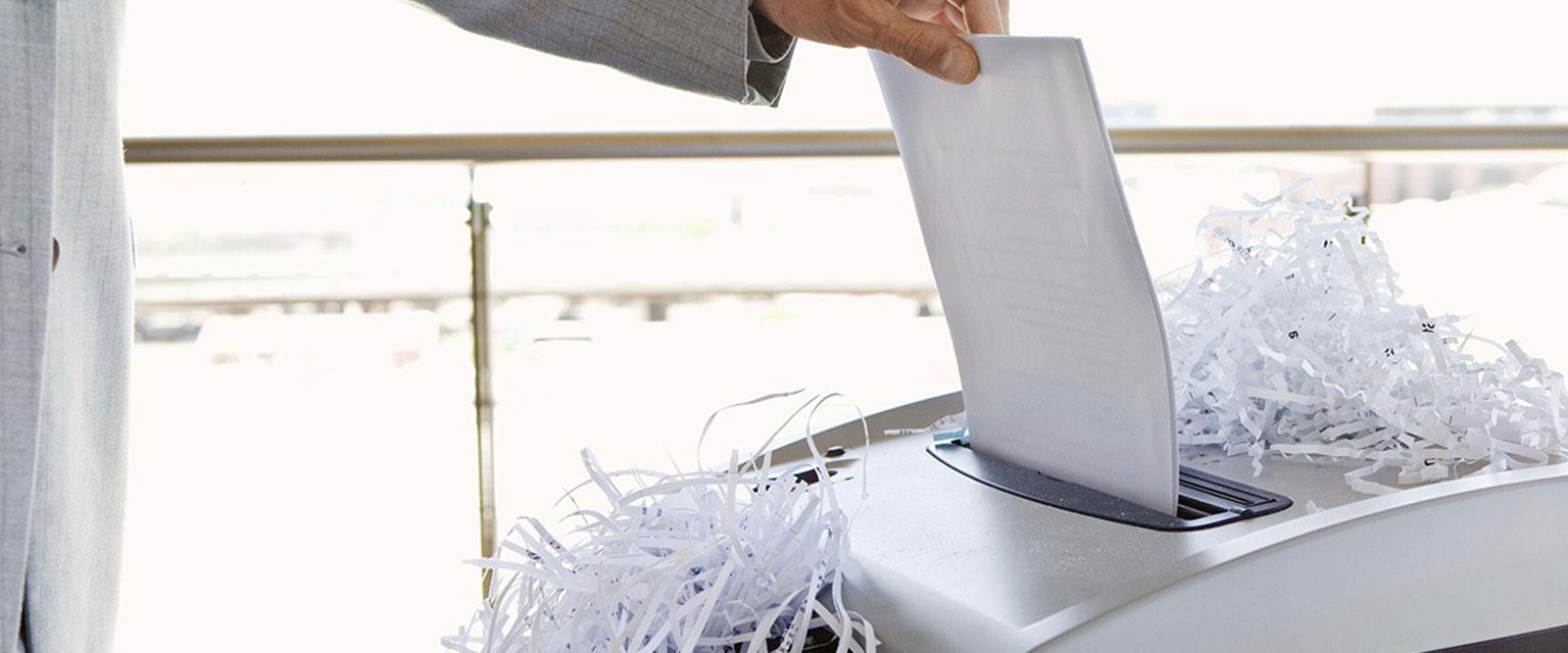 Как правильно уничтожать бухгалтерские документы?
